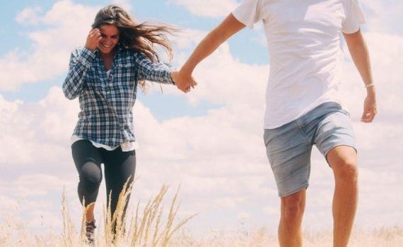 Wer zwischen den drei Arten von Angelegenheiten unterscheiden kann, kann sich mit seinem Partner frei verbinden.